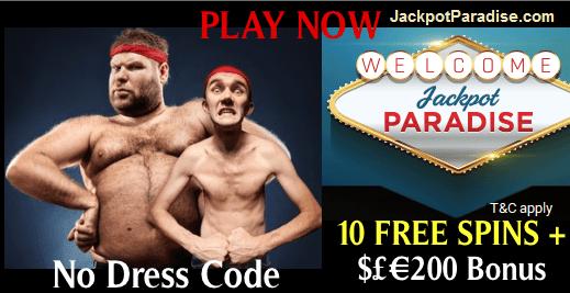 Jackpot Paradise Internet Casino